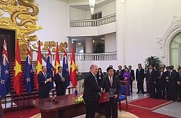Vietnam and New Zealand Aim to Double Trade By 2020