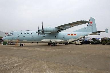 China Showcases Military Hardware to Gulf States at 2015 Dubai Air Show