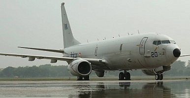 India Deploys Submarine-Hunting Surveillance Aircraft to Seychelles