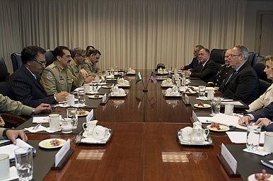 Pakistan's General Raheel Sharif Goes to Washington: Déjà Vu All Over Again