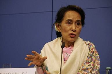 Aung San Suu Kyi: Limitations and Obligations