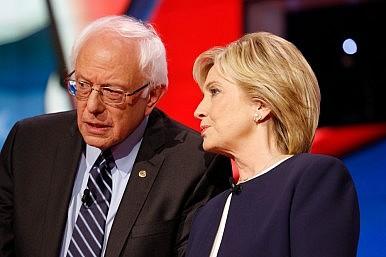 Democratic Debate #2: Rhetoric and Revolution