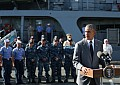 US Gives Philippines Warship After South China Sea Ruling