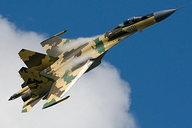 Confirmed: China Buys 24 Advanced Fighter Jets From Russia