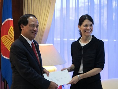 US, ASEAN to Ink New Strategic Partnership