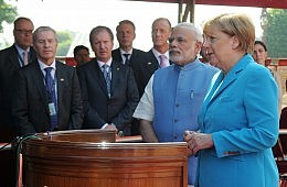 India Approves Security Pacts With Germany