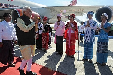 Myanmar's Post-Election Future With India
