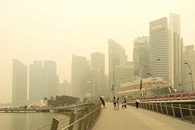 Why ASEAN (and Indonesia) Can't Solve the Haze