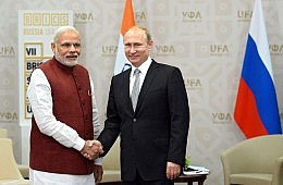 India and Russia: A Course Correction