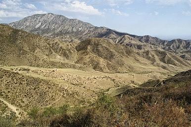 Kyrgyzstan and Tajikistan's Unresolved Border