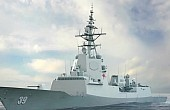 Australia's Navy Begins Testing Combat Systems on Its First Air Warfare Destroyer