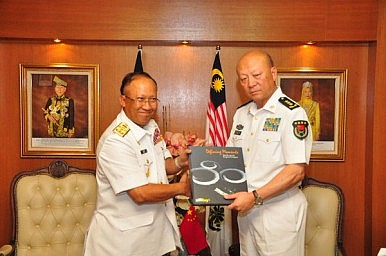 What's Behind The New China-Malaysia Defense Committee?