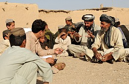 Another Group of Hazaras Taken Hostage in Zabul