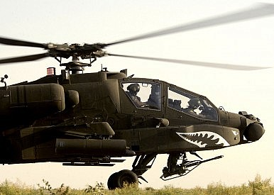 US Approves Sale of 6 More Apache AH-64E Attack Helicopters to India