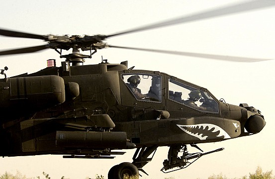 India's Air Force to Begin Receiving AH-64E Attack Helicopters in August