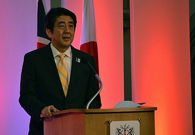 Abe Touts the TPP in Battle to Define the Regional Order