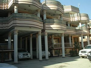 How to Waste Money in Afghanistan: Private Villas and Guards