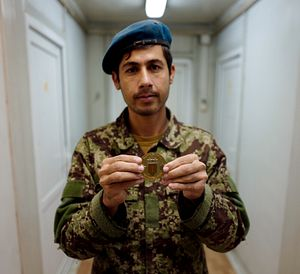 Revenge of the Taliban: The Story of the Afghan Soldier Mumtaz