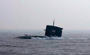 The Chinese Submarine Threat