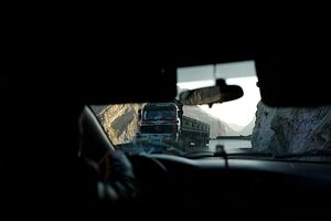 Next Stop Jalalabad: Traveling on One of the World's Most Dangerous Roads