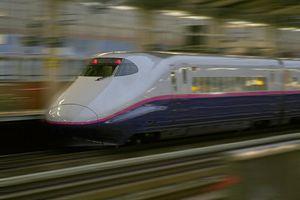 Japan's High-Speed Rail Breakthrough