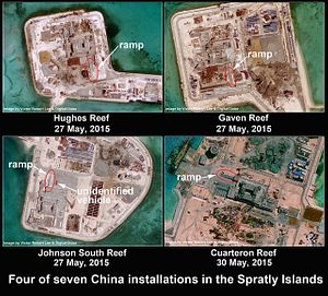 Who Is Militarizing the South China Sea?