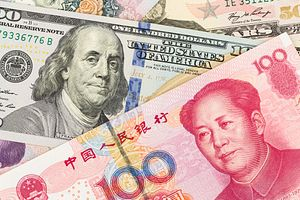 China's Dollar Peg to Wind Down