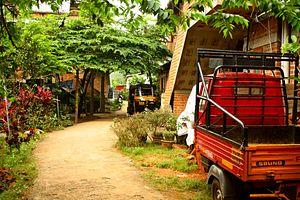 An Indian Slum Not Redeveloped, But Transformed