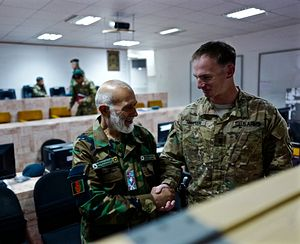How NATO Advises Afghanistan's National Security Forces