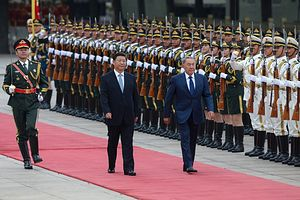 The Emerging China-Kazakhstan Defense Relationship