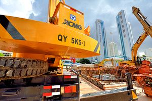 Shenzhen Landslide Exposes China's Problem With Construction Waste