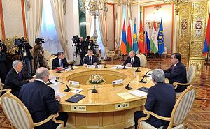 The Limits of Collective Security in Eurasia