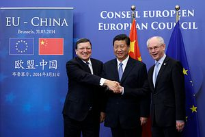 China's European Century