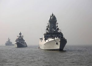 India's Emerging Indian Ocean Strategy