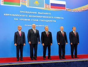 The Eurasian Union's Troubled First Year