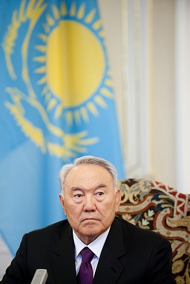 Kazakhstan's Economic Good Times End