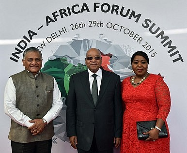 Africa, China, India – Relationships in Transition?