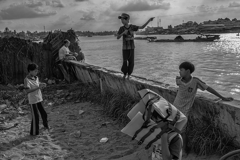 In Vietnam, a Fisherman's Village With No Fish | The Diplomat