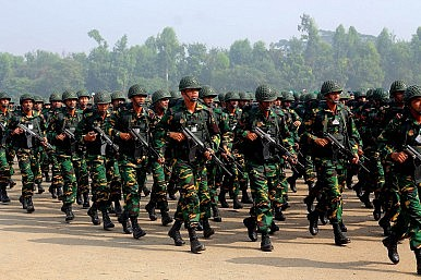 The Trouble With Bangladesh's Military