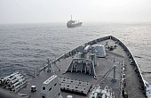 India and Russia Begin Naval Exercises in the Bay of Bengal