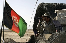 Why Did Afghanistan's Spy Chief Just Quit?