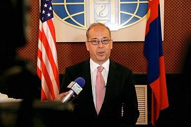 US Top Asia Diplomat to Visit Thailand, Laos and Japan