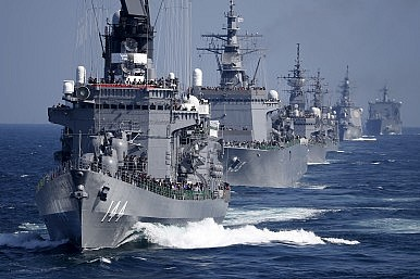 Japan and the 'Maritime Pivot' to Southeast Asia