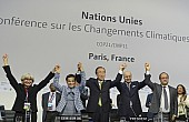 China Celebrates Paris Climate Change Deal