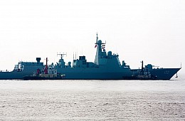 China Launches Yet Another 'Carrier Killer' Destroyer