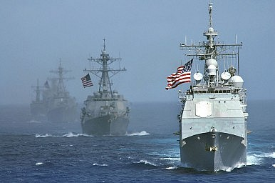 Is the Pentagon Out of Step with the White House on China?