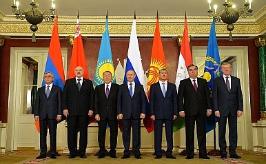 CSTO Says Fighting Islamic State Is a Top Priority