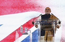 Narendra Modi: The Limits of a Political Rock Star