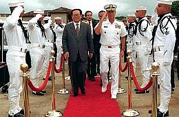 Are Chinese Nostalgic About Jiang Zemin?