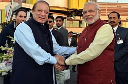 The Pathankot Attack and India-Pakistan Ties in 2016